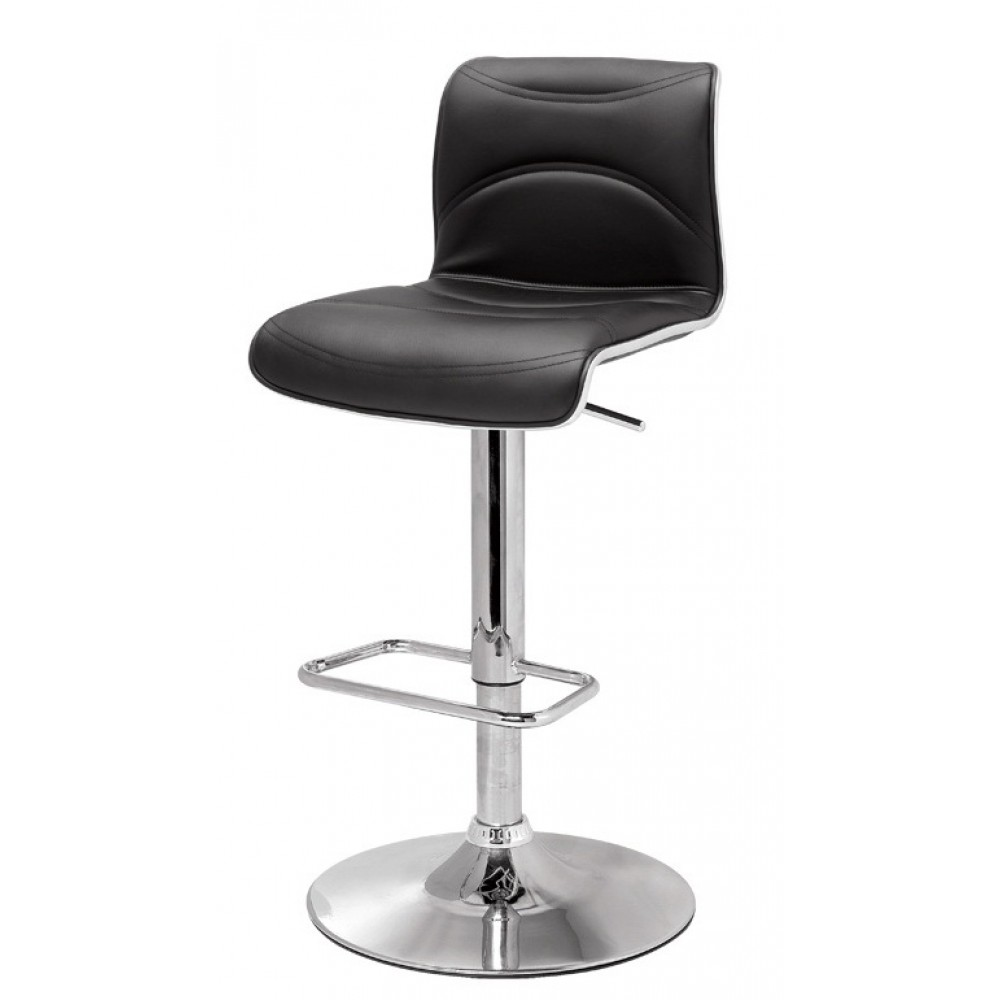 Барный стул SWIFT серебряный