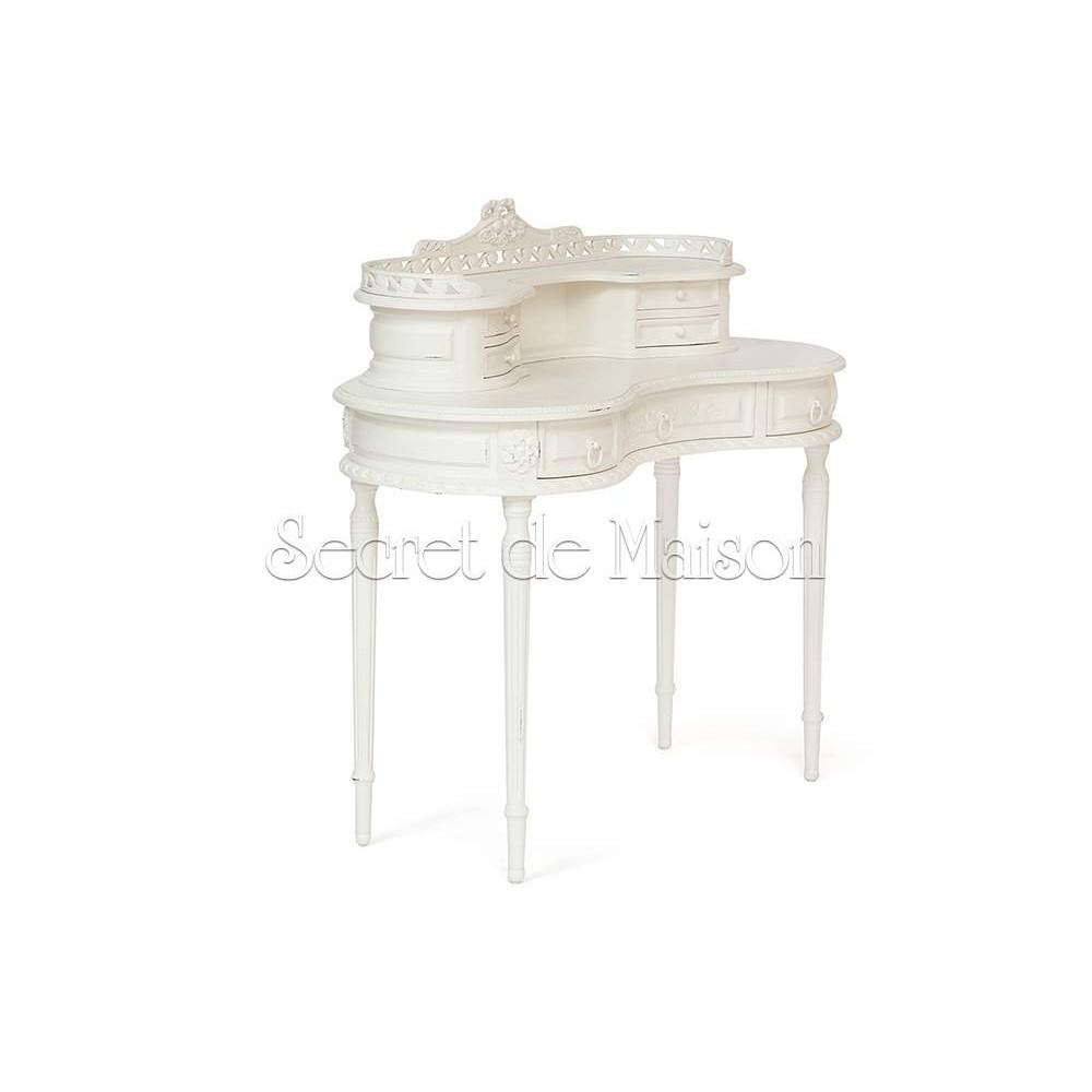 Стол бюро Secret De Maison MONET ( mod. DESK PR15 ) — слоновая кость