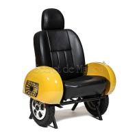 Кресло Secret De Maison Scooter ( mod. TC-2 ) — черный