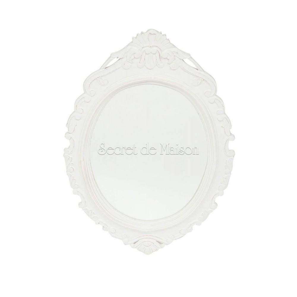 Зеркало Secret De Maison Glace ( mod. 217-1106 ) — античный белый