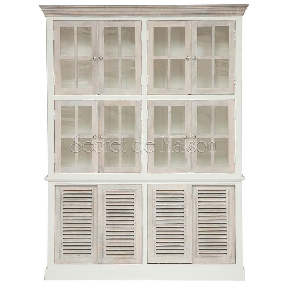 Библиотека Secret De Maison RIVIERA ( mod.2318 ) — античный белый