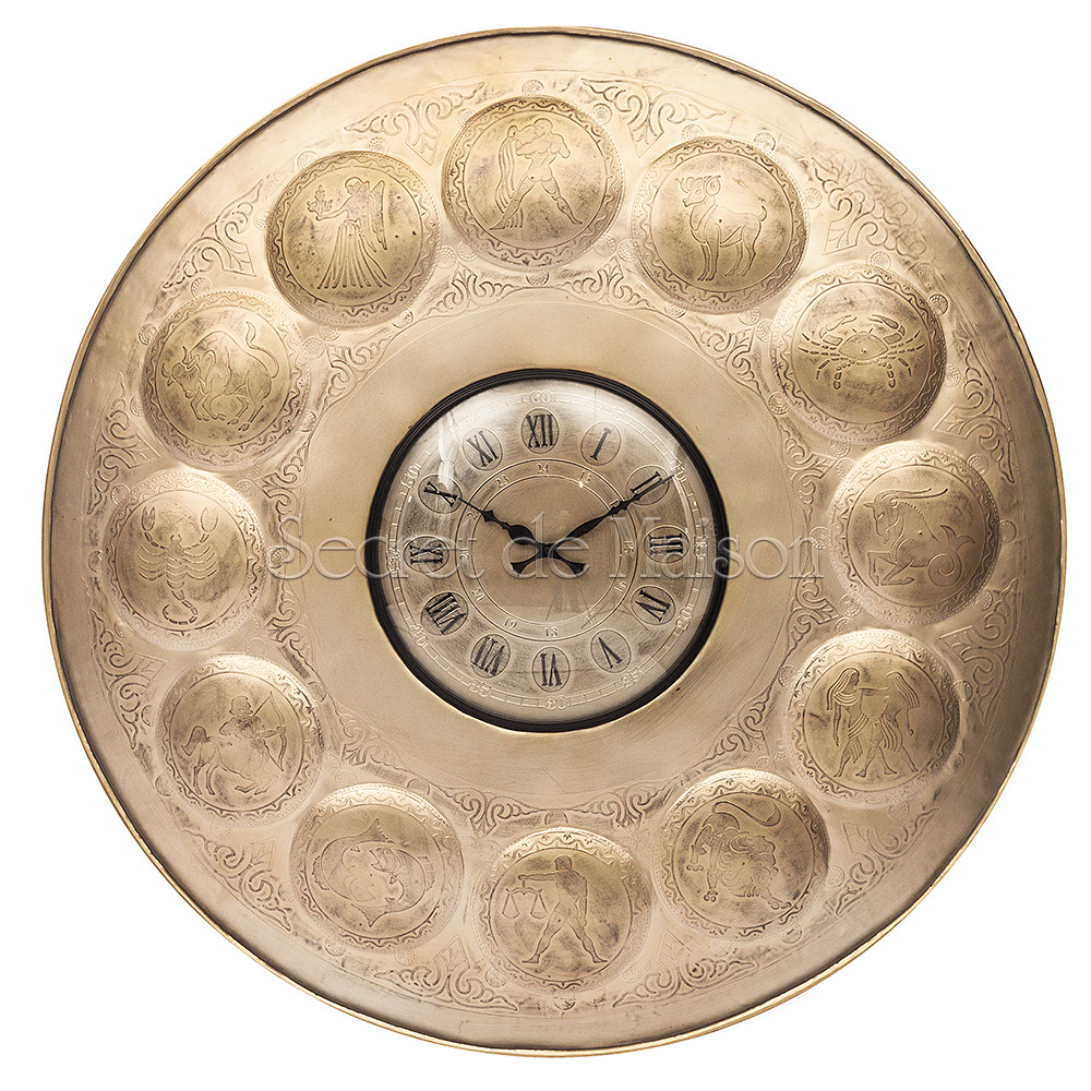 Часы Secret De Maison Zodiac ( mod. FS-850) — античная медь