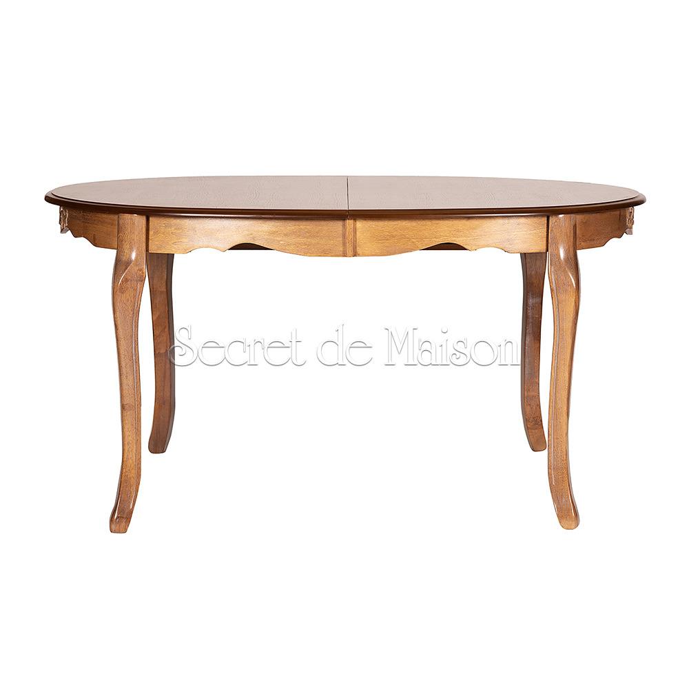 Стол раскладной Secret De Maison Esmee (EE-T6EX) — натуральный
