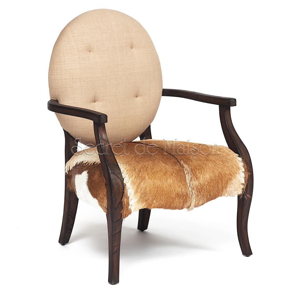 Кресло Secret De Maison VIRGINE (mod. CHA 14-27) — бежевый