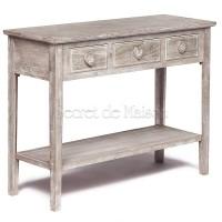 Стол консольный Secret De Maison  Lilou (mod. 63103) — коричневый