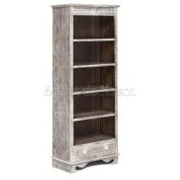 Шкаф книжный  Secret De Maison Lilou (mod. 63106) — коричневый