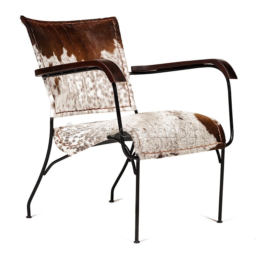 Кресло Secret De Maison MAJOR RODEO ( mod. M-12887 ) — коричневый