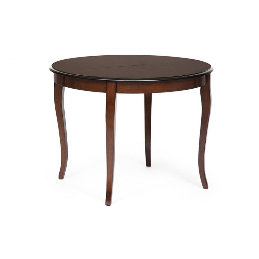 Стол раскладной Milano (MN-T4EX) — коричневый