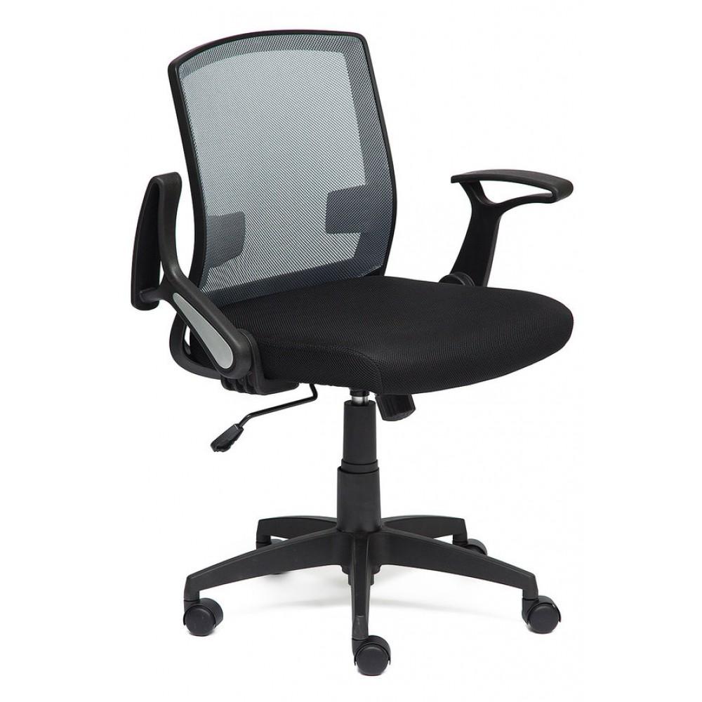 Кресло офисное Scout —  черный/серый
