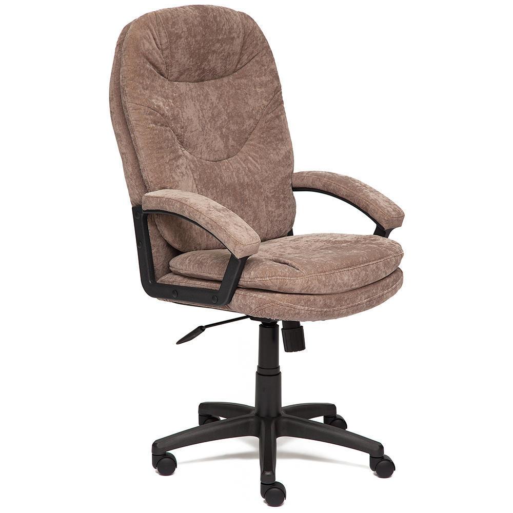 Кресло офисное COMFORT LT — коричневый