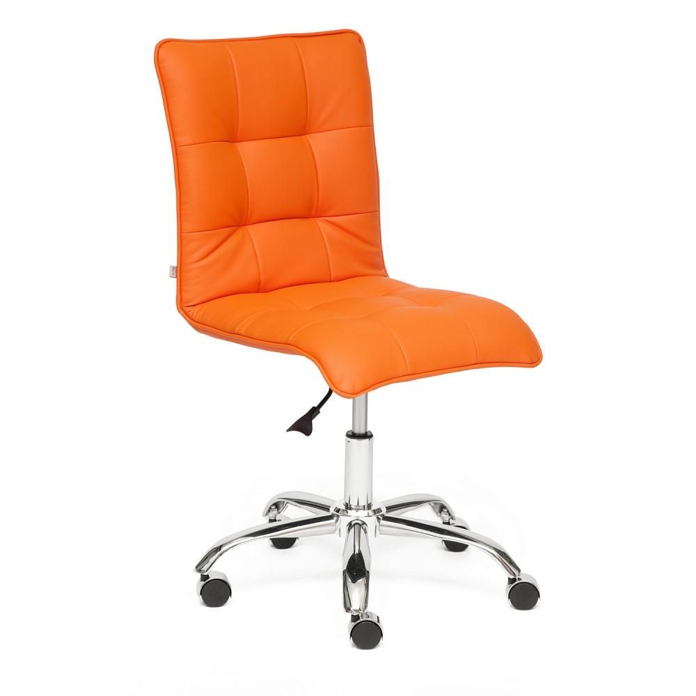 Кресло офисное ZERO — оранжевый