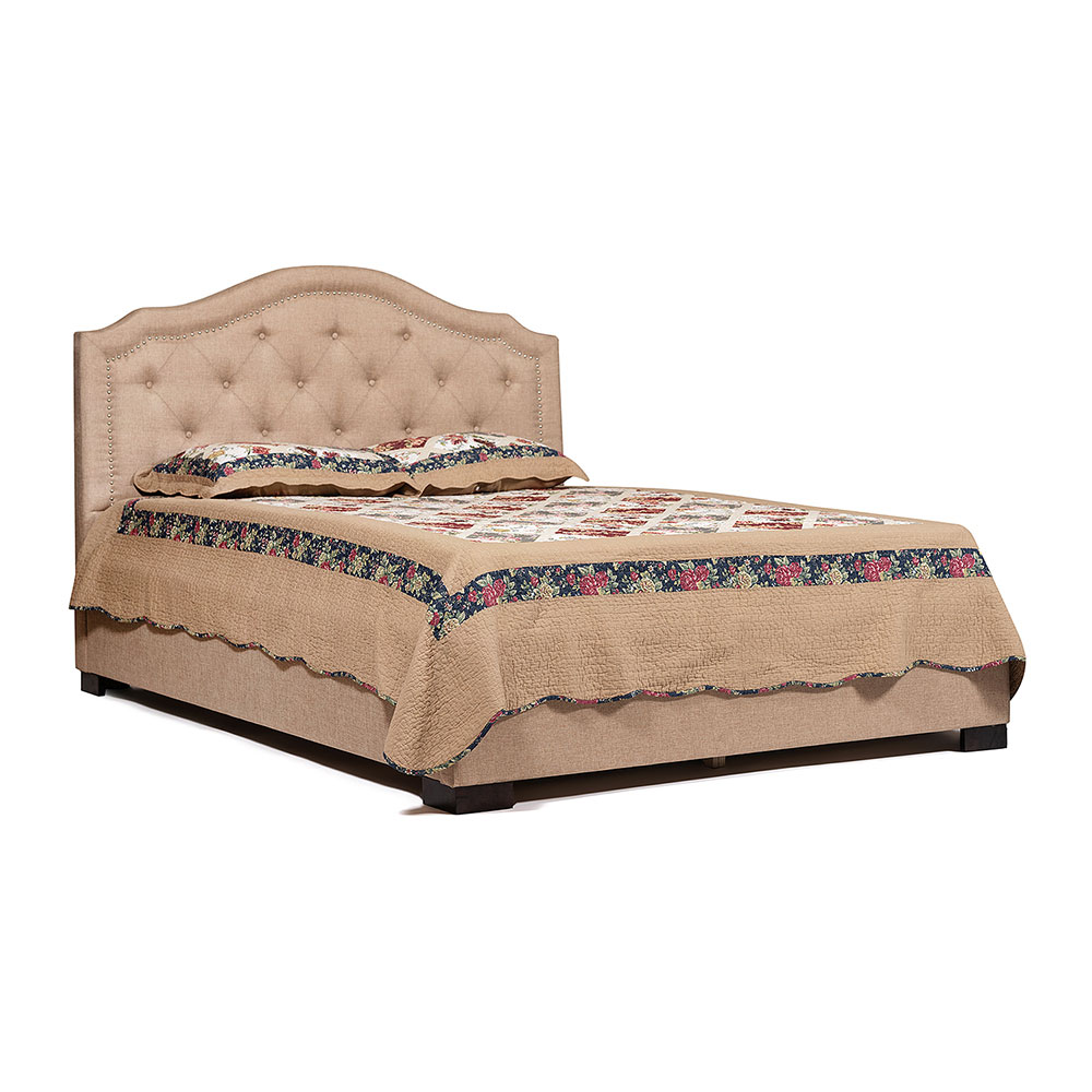 Кровать Secret De Maison Lorena (Лорена) 6778 — бежевый