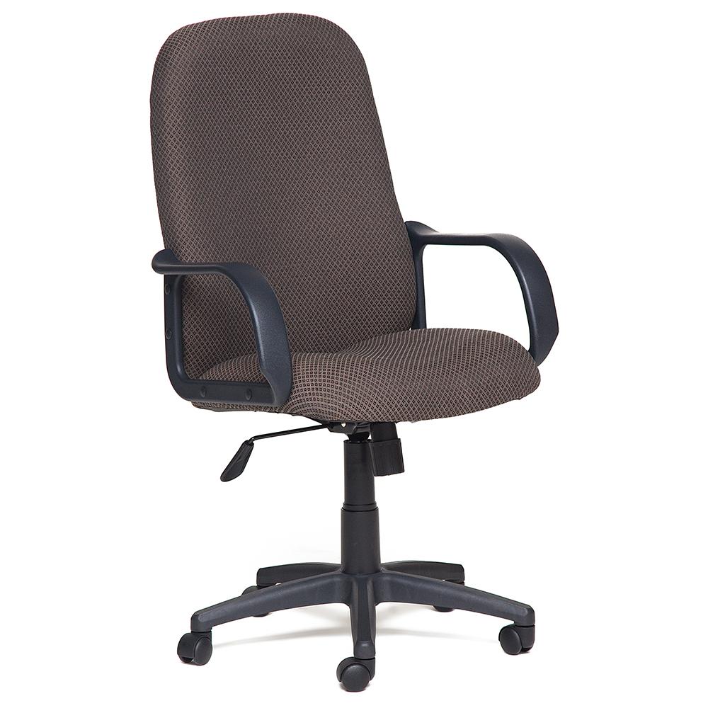 Кресло офисное BURO — коричневый