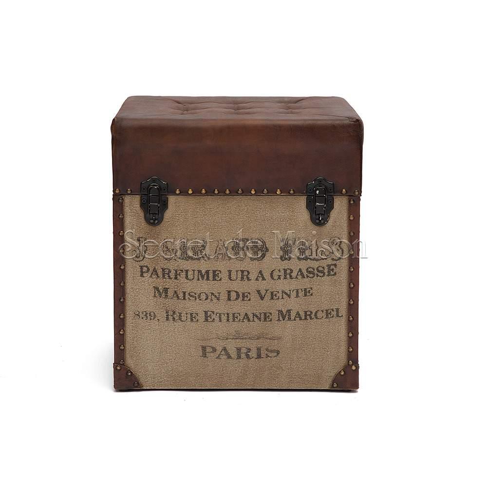 Пуф - сундук Secret De Maison CLICHY ( mod. M-9177 ) — коричневый