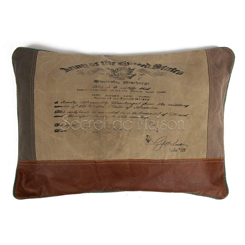 Подушка Secret De Maison THOMAS ( mod. M-7043 А ) — коричневый