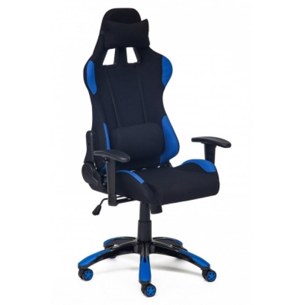 Кресло офисное iGear —  черный/синий