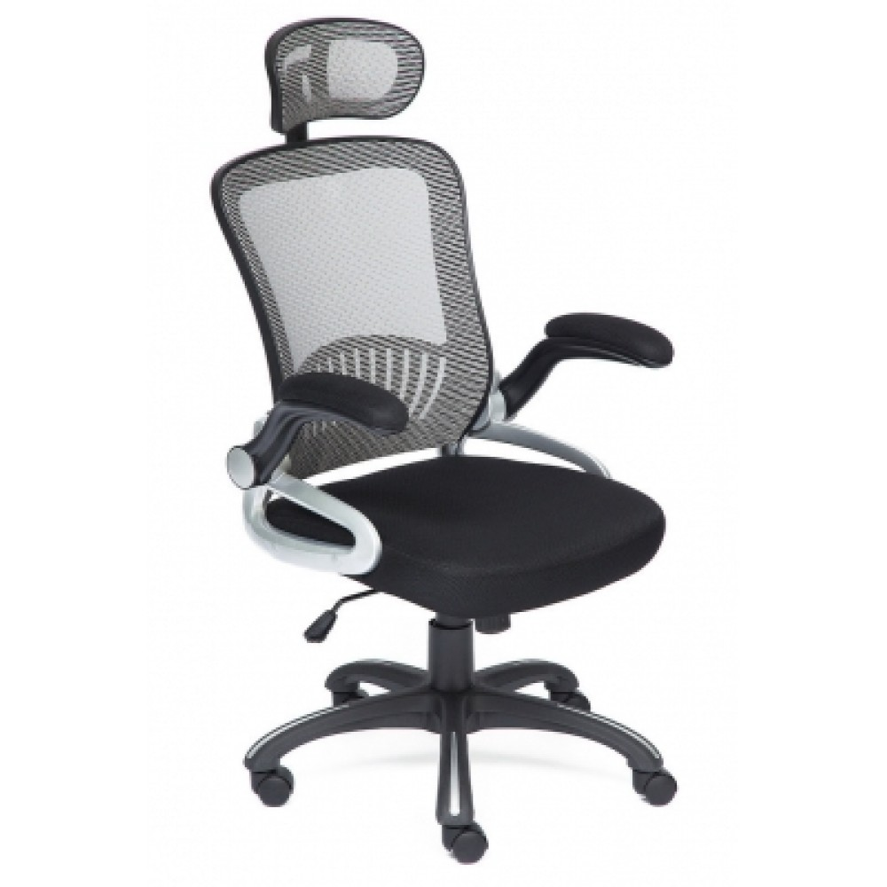 Кресло офисное MESH-2 — черный