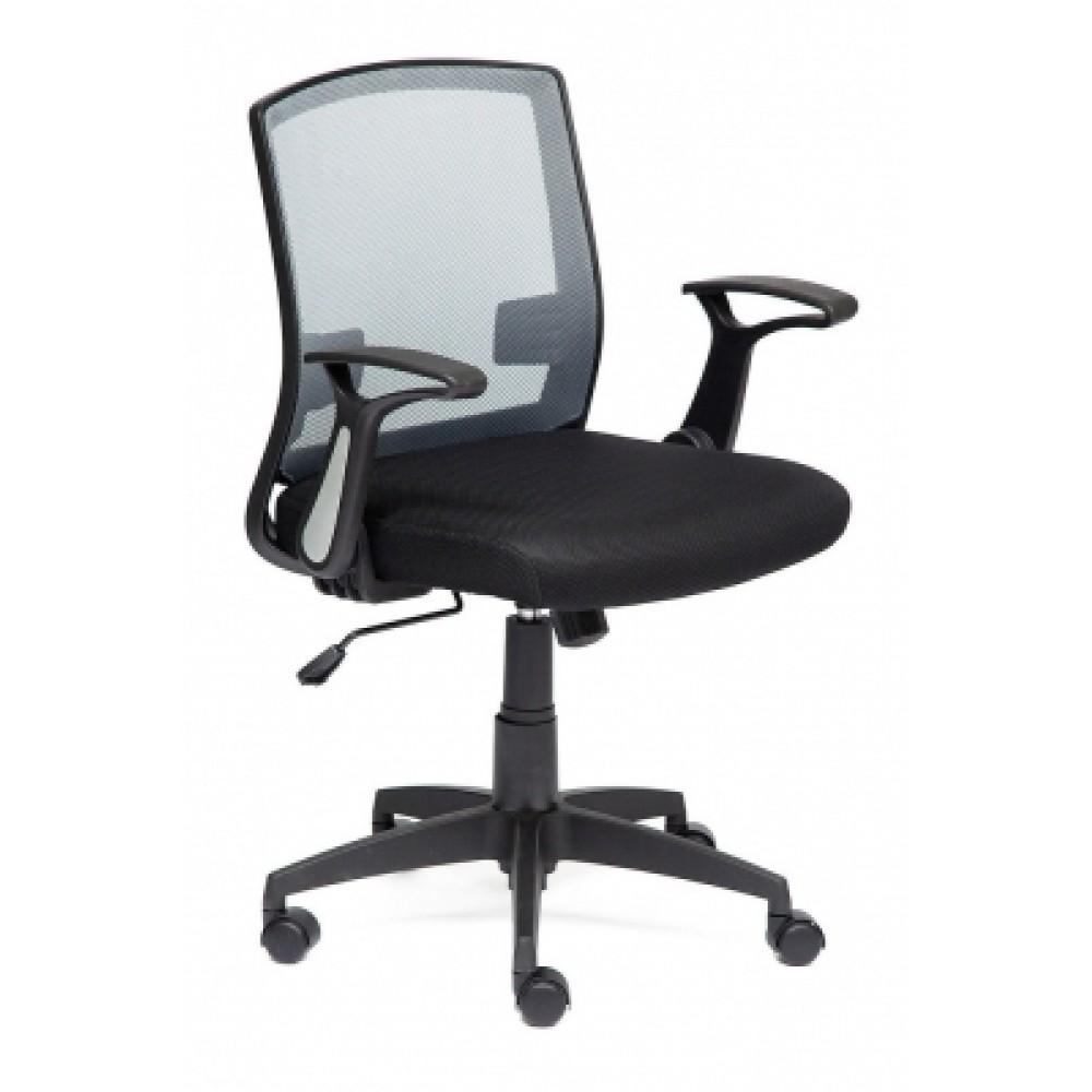 Кресло офисное MESH-2 — черный/серый