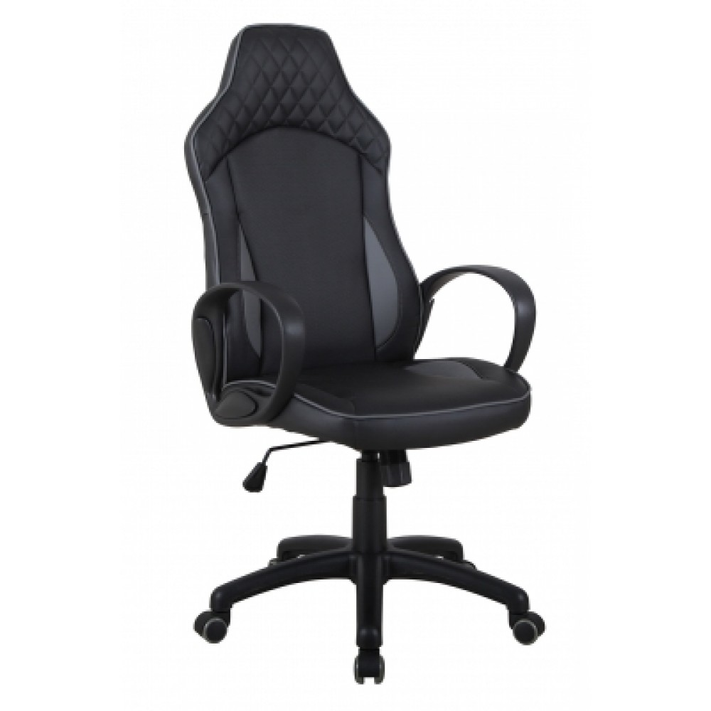 Кресло офисное SPEEDY — черный/серый