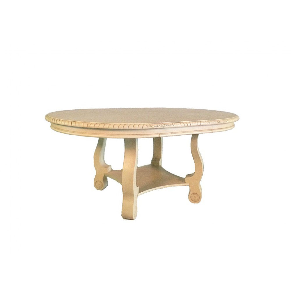 Стол ONDT-B4866-OPC (MK-1126-IC) Слоновая кость