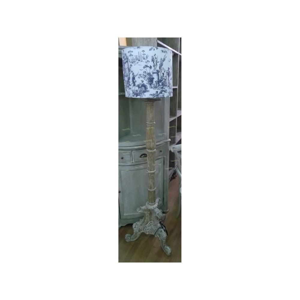 """Светильник """"Версаль (VERSAILLE)"""" —  Античный бежевый (MK-3214-CE)"""