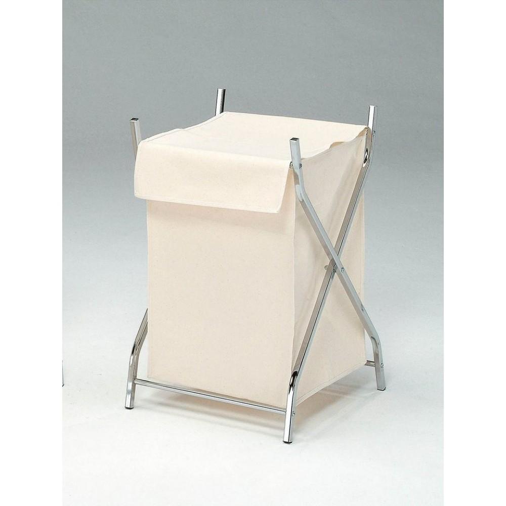 Корзина для белья МАЛАЯ — Бежевый (MK-6320)