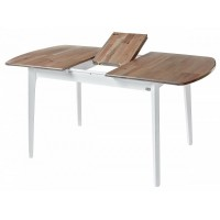 Стол JIN E-HR3248R WHITE+G.WASHED — серый