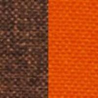 коричневый/оранжевый