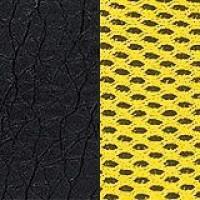 черный/жёлтый