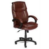 Кресло Тонет (OREON) — коричневый/коричневый перфорированный  (2 TONE/2 TONE /06)