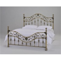 Кровать Шарлотта 200x160 (Charlotte) Античная медь — Античная медь