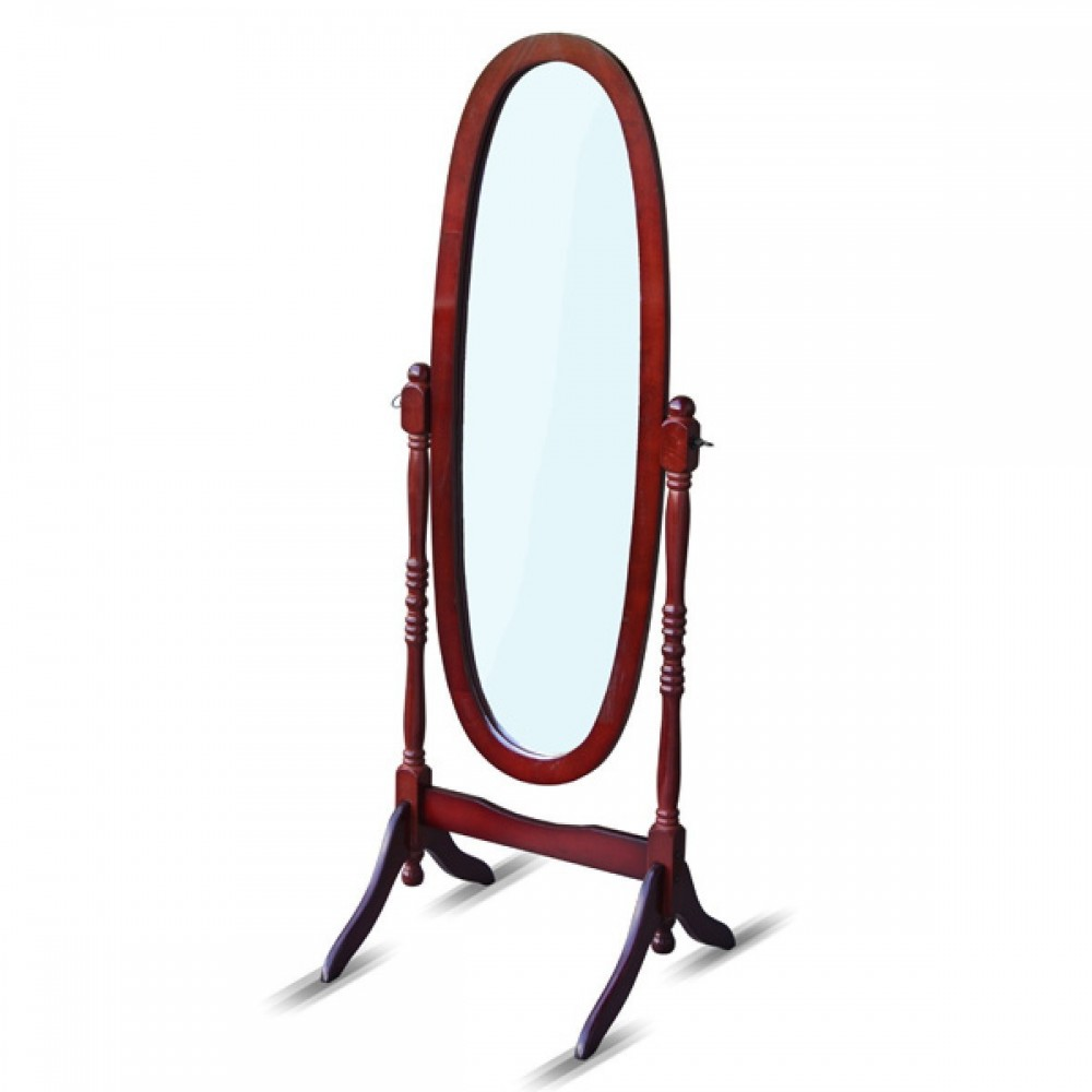 Зеркало VT-M-27 (MK-2301) Темный орех