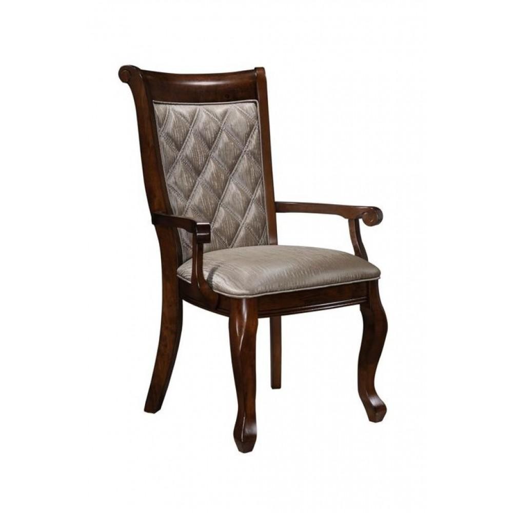 Кресло Теллус (Tellus MK-4523-LW) Light Walnut
