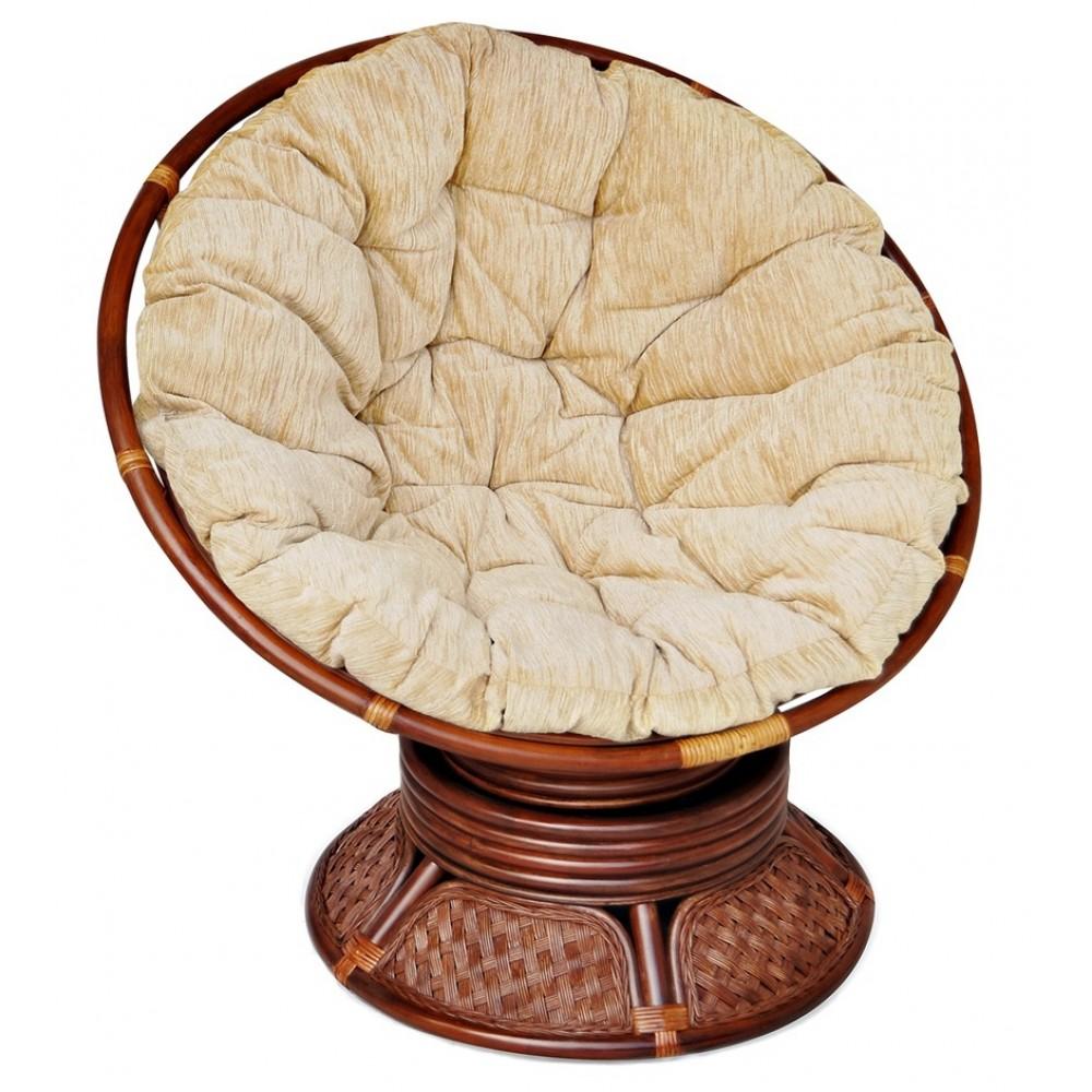 Кресло-качалка Андреа (Andrea 23/01B) Античный орех — античный орех