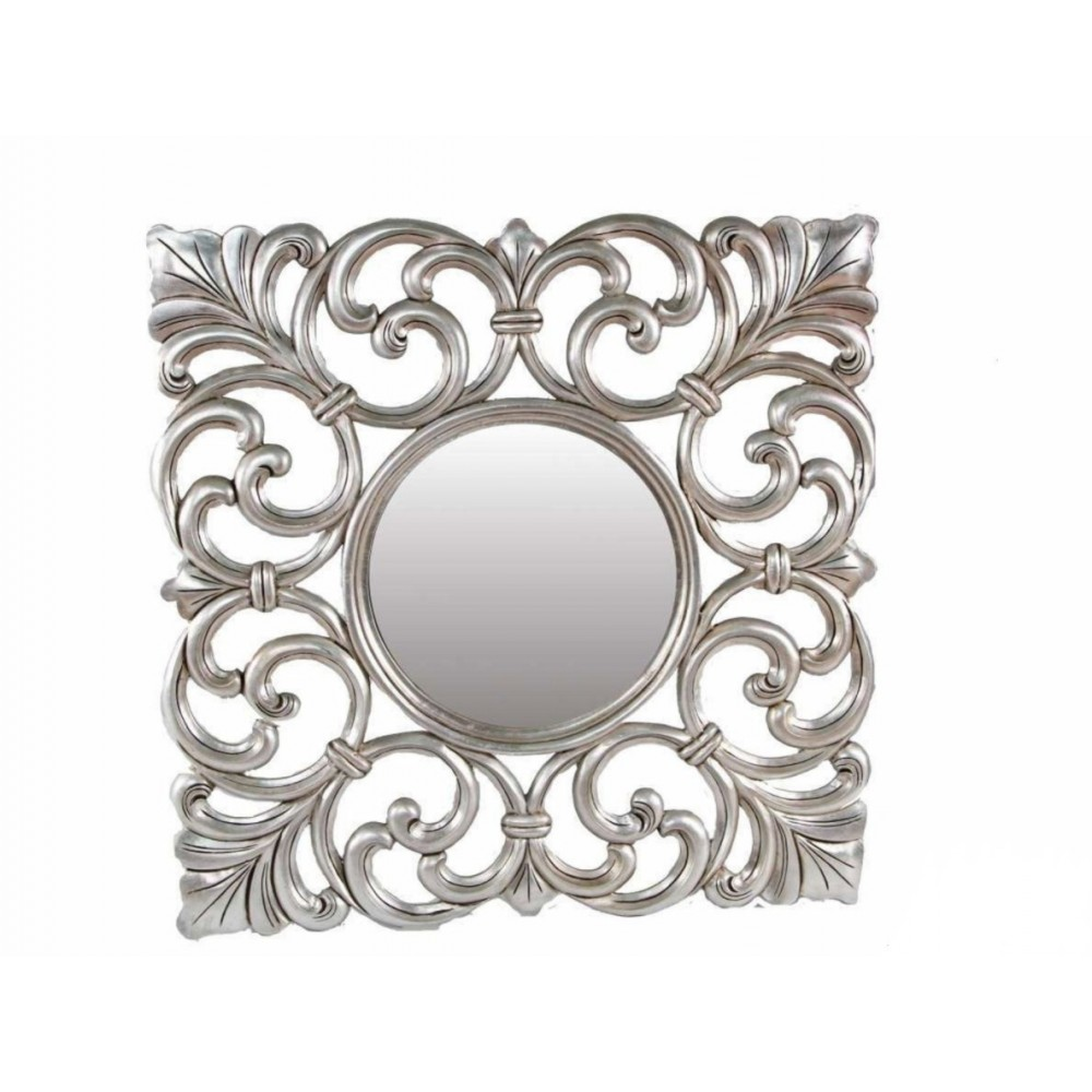 Зеркало Мирор Карвед (MK-3234-SA) (Mirror Carved - Silver Antique) Античный серебристый