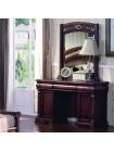 Туалетный столик с зеркалом Нотти (MK-1714-DN) Темный орех