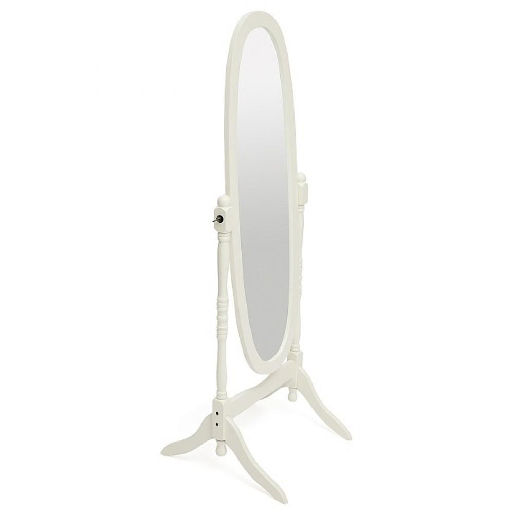 Зеркало напольное 12600WH Белый — Белый (White)