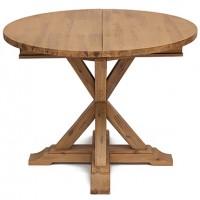 Стол обеденный Авиньон (Avignon PRO-D05-ROUND) — светлый