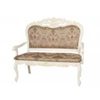 Двухместное кресло 20920 (MK-1303-IV) Слоновая кость