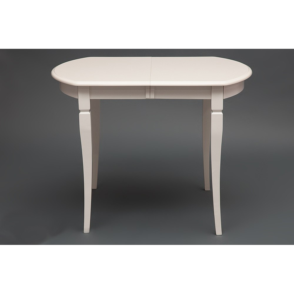Стол обеденный Модена (Modena Modena MD-T4EX) Слоновая кость — Butter white (Светло кремовый)