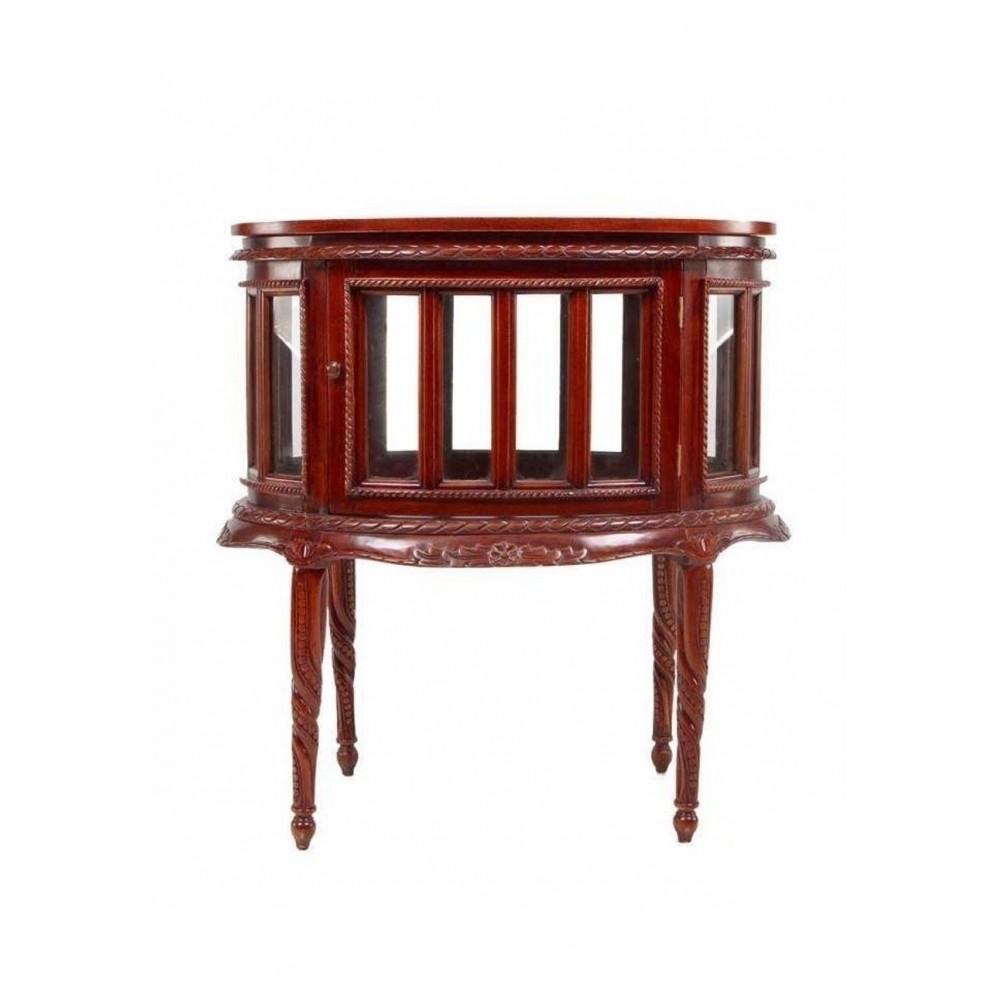 Чайный столик MJ-477 (MK-2437-AN) Вишня