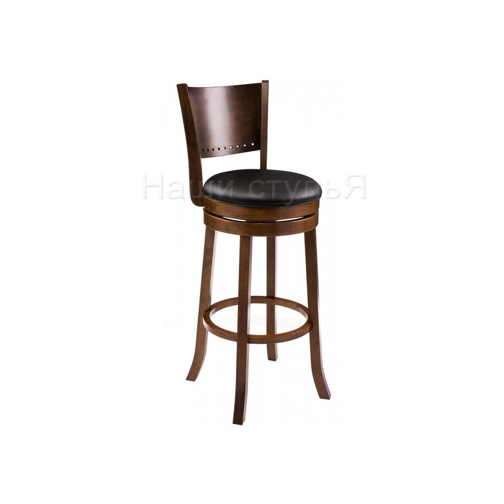 Барный стул Флер (Fler) Орех/Черный