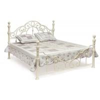 Кровать Каролина 200x160 (9603 MK-2205-AW) Античный белый