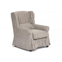 Кресло Линби (Linby) — бежевый
