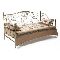 Кровать-кушетка Джейн 200x90 (Jane) Античная медь