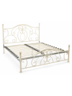 Кровать 9701 200x180 (MK-2209-AB) Античная медь