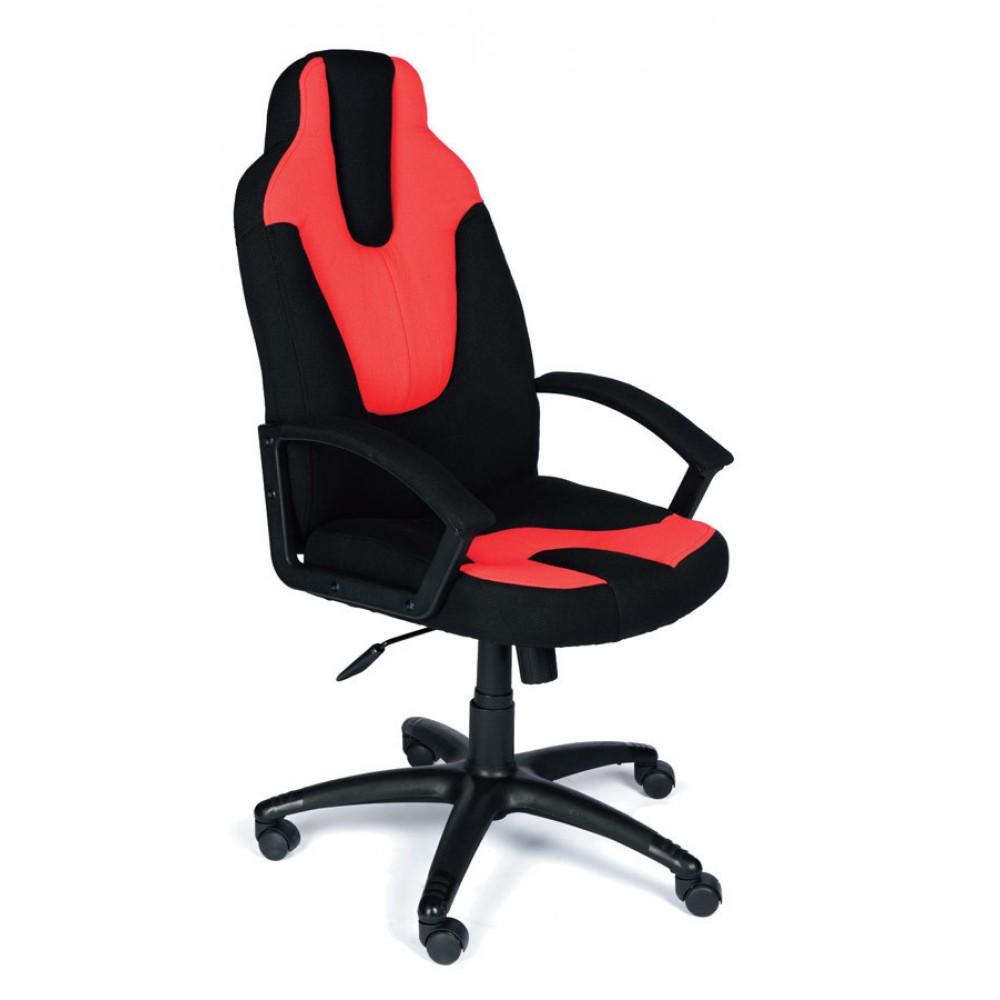 Кресло компьютерное Нео 3 (Neo 3) — черный/синий