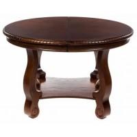 Стол ONDT-B4866-OPC (MK-1126-HG) Темный орех