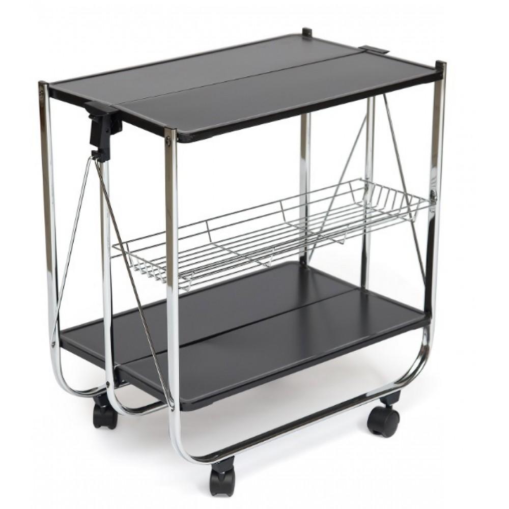 Сервировочный столик на колёсиках SC-5119
