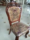 Кресло мягкое 20913 A (MK-1343-DB) Brown